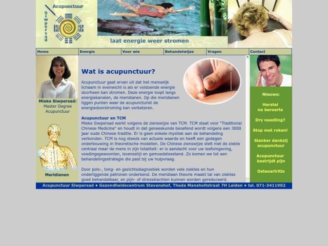 chinese acupunctuur leiden