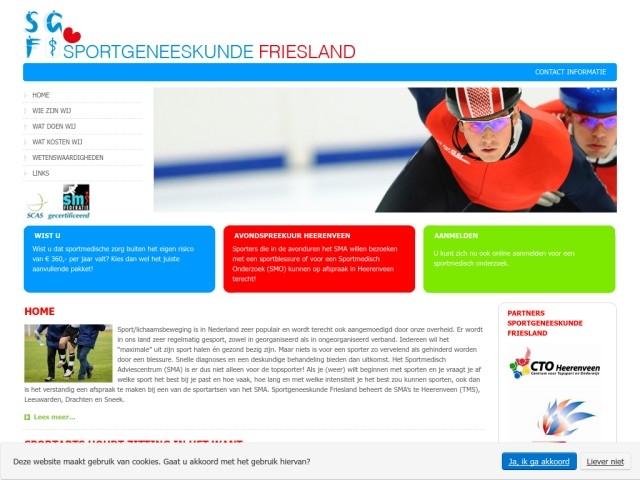sportmedisch centrum heerenveen